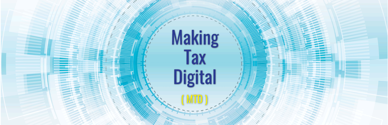 Making Tax Digital 2020