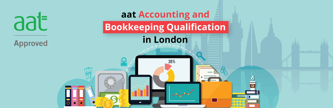 AAT Accounting and Bookkeeping Qualifications in London