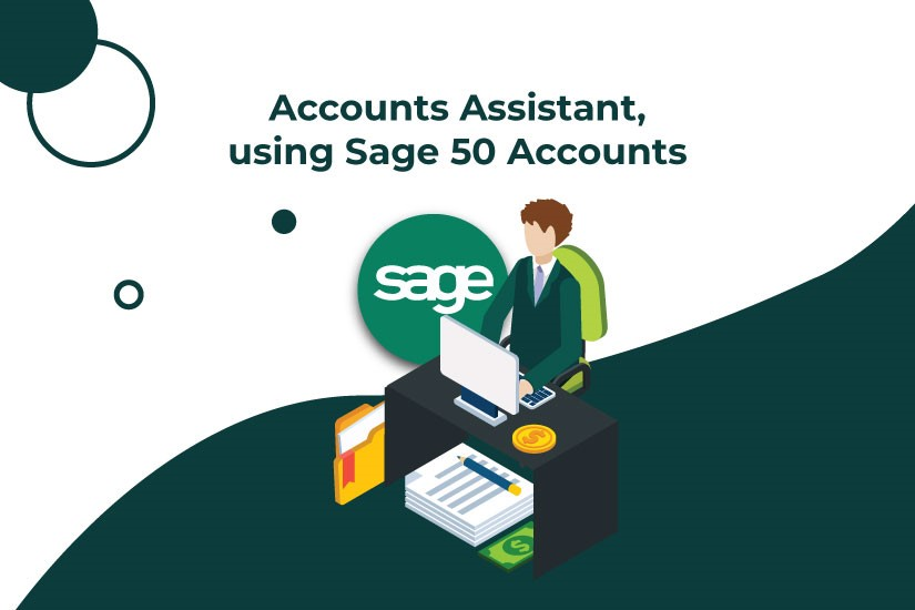 accounts assistant using sage50