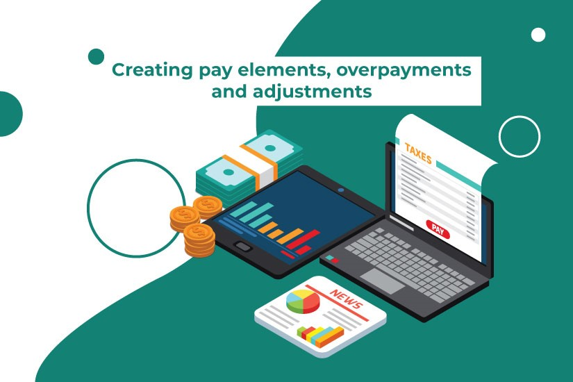 creating pay elements