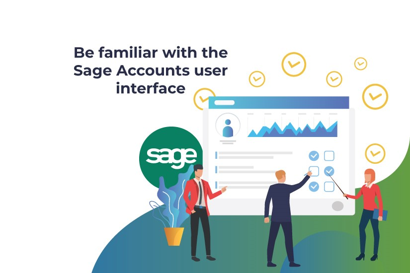 Sage User Interface
